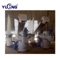 Biomass Palm Sawdust wood pellet pressing machine