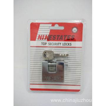 40MM High Quality Rectangle Iron Padlock