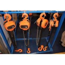 HSC 3ton chain pulley block manual chain hoist