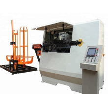 automatic steel wire hoop stirrup bending machine