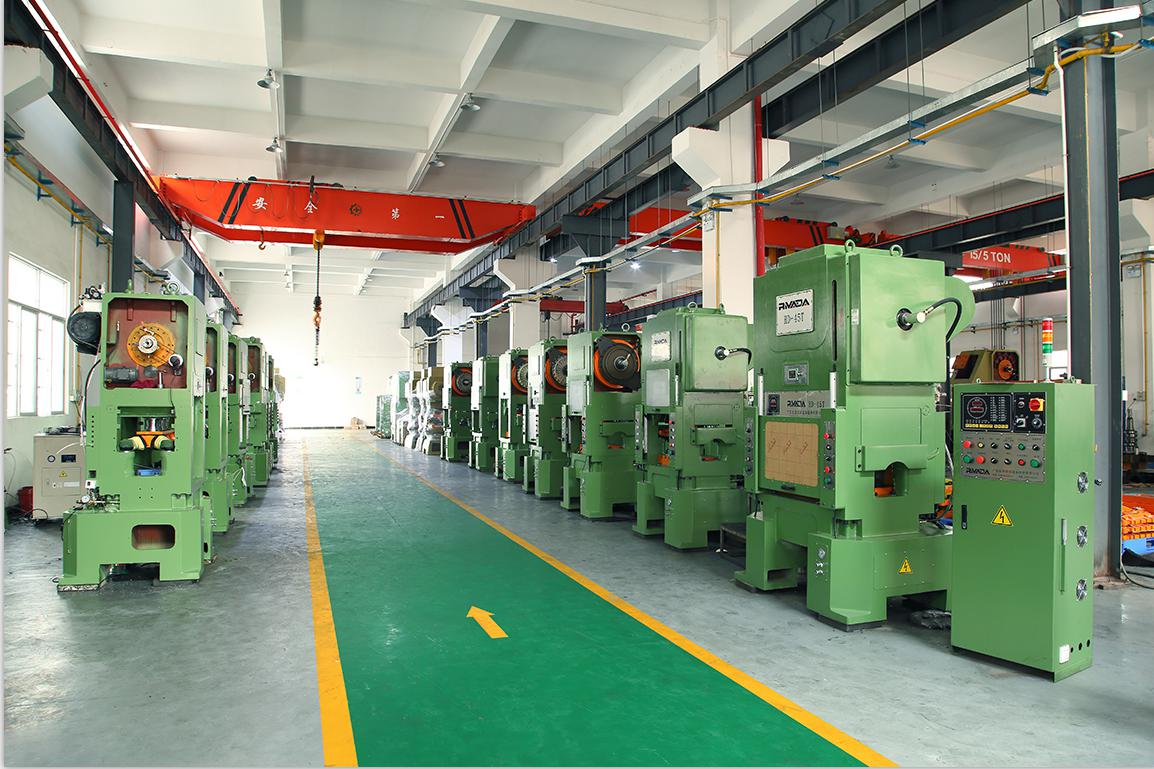 H frame high speed press machine HD-45