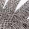 5 Fingers Steel Chain Mail Mesh Gloves