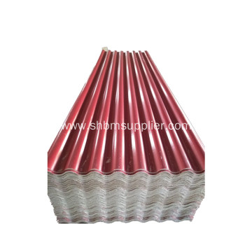 100% Non-asbests Fireproof Heat Resistant Mgo Roofing Sheets