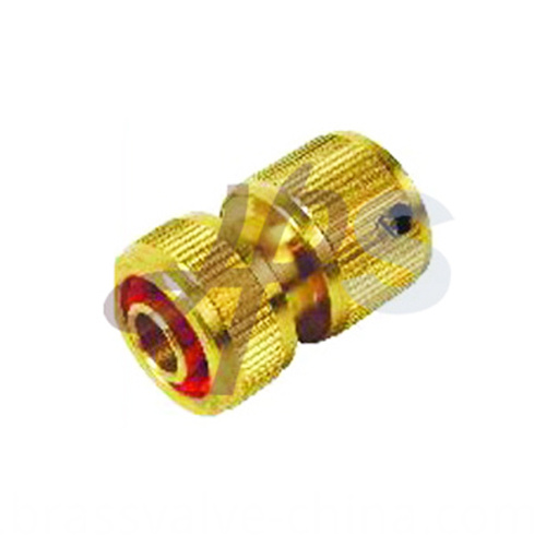 Brass Garden Hose Waterstop Connecter H722