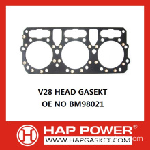 V28 HEAD GASEKT BM98021