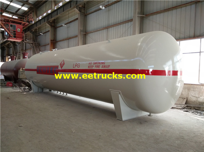 80 CBM Propane Storage Gas Tanks