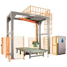 China New Product for Arm Rotary Wrapping Machine High Efficiency Fully Auto Rotary Pallet Wrapper export to Iraq Supplier