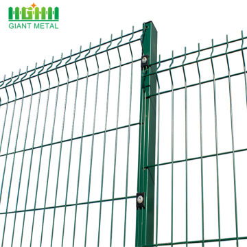 Hot sale pvc wire mesh garden fence