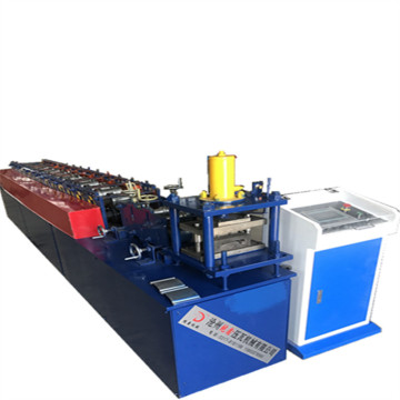 DX metal door roller shutter roll forming machine