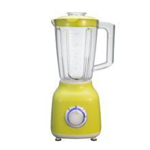 Quiet 350W motor plastic jar food juicer blender