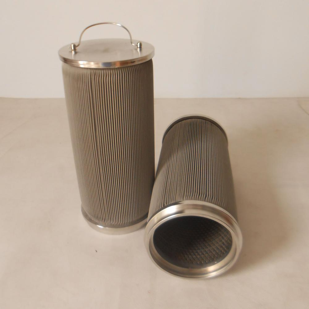 RYLX100A-010W-T Hydraulic Stainless Steel Mesh Oil Filter