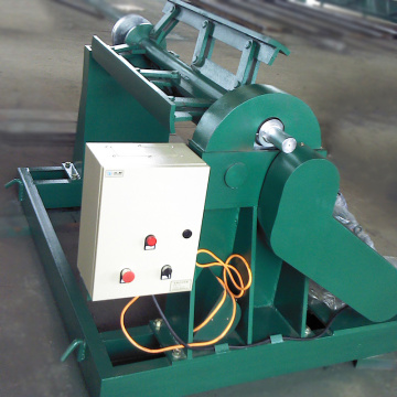 Super quality electric mandrel steel coil decoiler