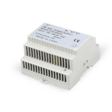 Popular Design for China Din-Rail Power Supply,Din-Rail Power Supply 12Vdc,Din Rail Power Supply Applications Supplier Din rail Power Supply 12VDC 36W 60W supply to Indonesia Wholesale