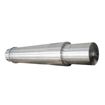 CNC machining rotating mandrel shaft