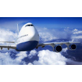 Air freight from Guangzhou to other place all over the world on August