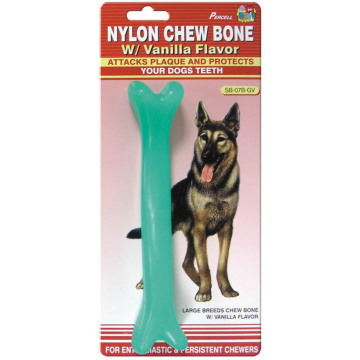 "Percell 7.5"" Soft Chew Bone Vanilla Scent"
