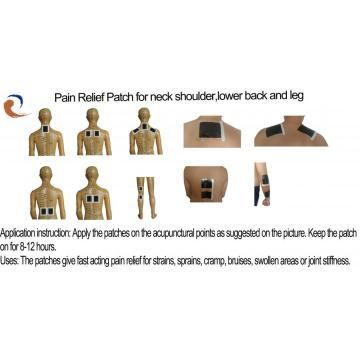 Pain Relief Patch For Cervical Spondylosis