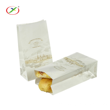Bread Paper Bag For Bakery