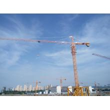 China for Stationary Hammerhead Tower Crane 5t QTZ Rent Electric Self Raising Tower Crane export to Vanuatu Importers
