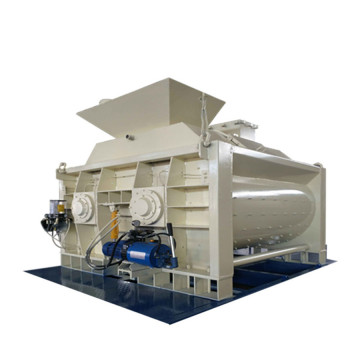 twin shaft horizontal mixer
