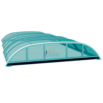 Roof Enclosure Swimming Pool Equipment