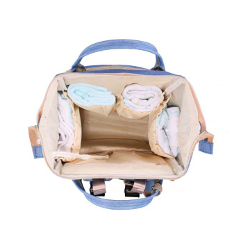 multifunctional designer diaper bag insular mummy bag