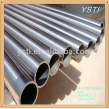 seamless astm b338 GR2titanium tube for industry
