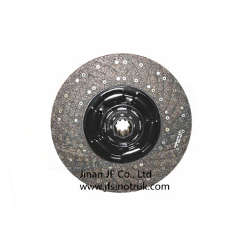 1601-00287 Genuine Yutong Clutch Plate