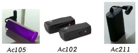 AC103 silimar heated sock battery