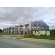 Factory Made Light Gauge Steel Frame Workshop