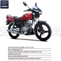 Yinxiang YX150-CB Street BODY KIT ENGINE PARTS COMPLETE SPARE PARTS ORIGINAL SPARE PARTS