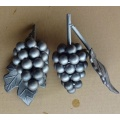 Forged Wrought Iron Grapes