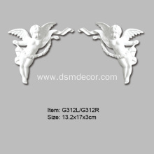 Best Price for for Decorative Architectural Elements PU Decorative Wall Ornament export to Japan Exporter