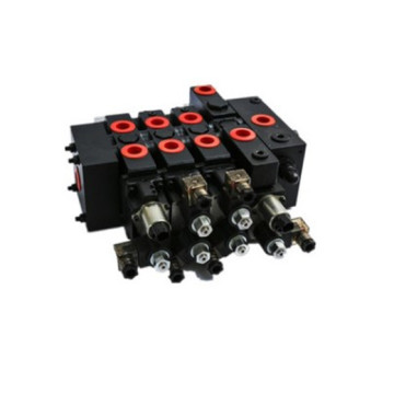 hydraulic valve handle kit
