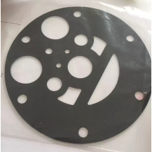 Top for Ptfe Gasket 0.5mm 40 Durometer A shore Butyl Rubber Gasketes export to Costa Rica Manufacturer