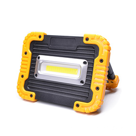 10W Portable 750lms Outdoor power bank work lamp