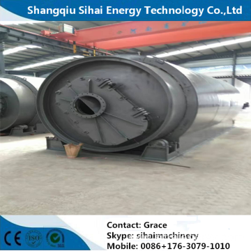 Best Selling Waste Tyre Recycling Production Line