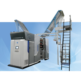 High speed POY Draw Texturing machine