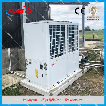 Compact Scroll Type Modular Water Chiller