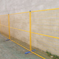 High Security PVC Coated Removable Temporary Fence