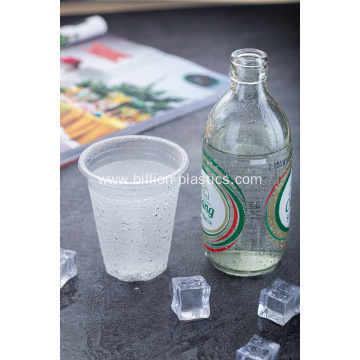 7OZ 9OZ 12OZ Disposable PP Clear Plastic Cup