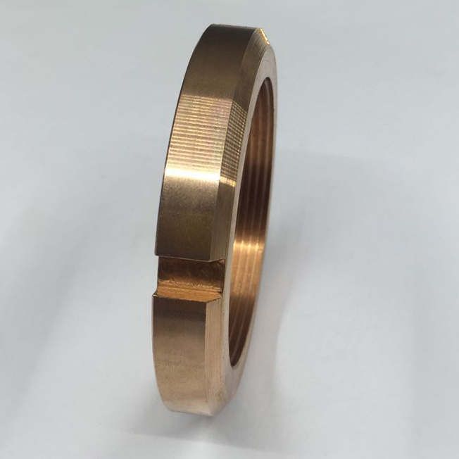 Machining Copper Tube Services