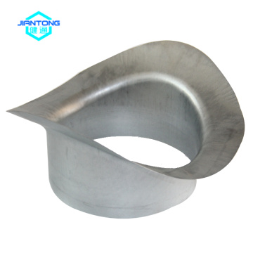 sheet metal aluminum deep drawing forming process