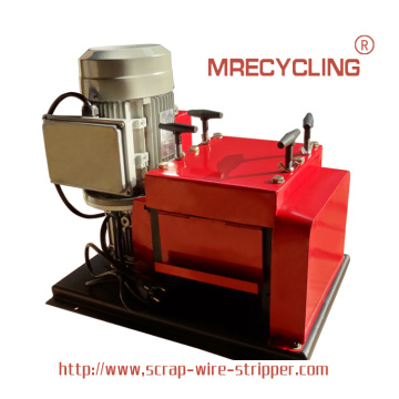 electric copper wire stripping machine