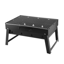 Outdoor Portable Charcoal Barbecue Stove Folding BBQ Grills