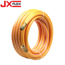 Plastic PVC Flexible Braided Garden Spray Hose