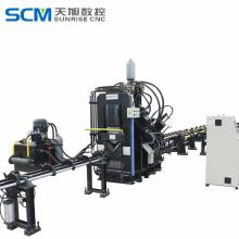 High Quality Industrial Factory for Angle Punching Marking Shearing Line,Angle Connecting Plate Punching,Punching Shearing And Marking Line Manufacturers and Suppliers in China CNC Angle Line supply to Chile Manufacturers