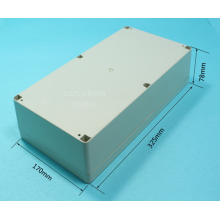 Factory Supplier for Electrical Box Plastic Enclosures For Electronics Equipment (ECL320X170H70) supply to Hungary Exporter