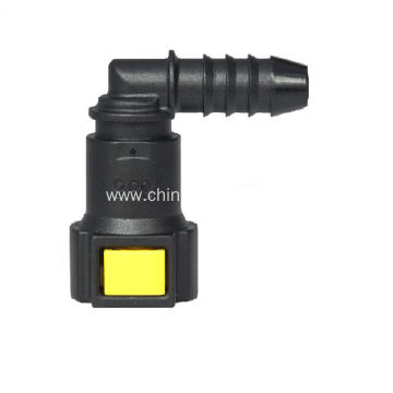 factory customized for Ethanol Quick Connector Methanol quick connector 9.89-ID8 Elbow supply to Canada Exporter