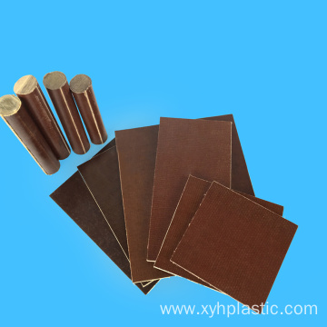 Brown Fabric Phenolic Cotton Cloth Sheets